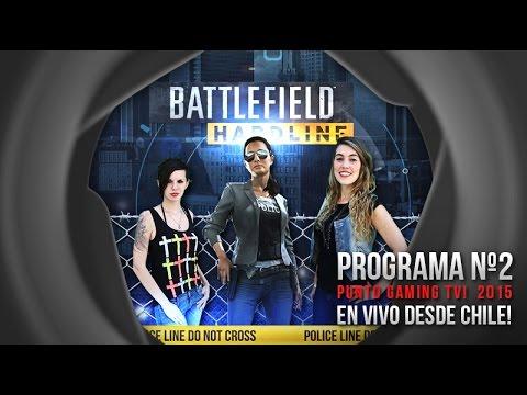 Punto.Gaming! TV S03E02 especial Battlefield Hardline desde Santiago de Chile   En VIVO
