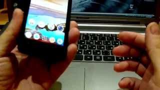 Прошивка телефона Lenovo A316i
