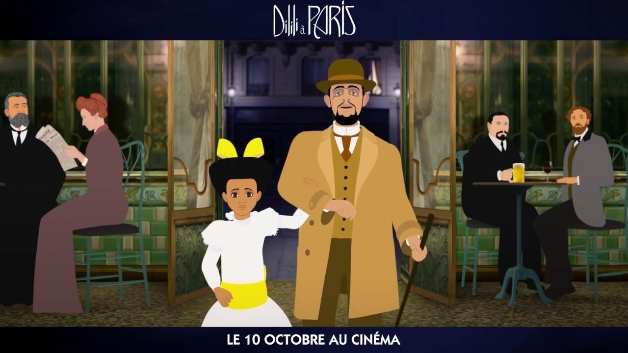 « Dilili à Paris », la fable indignée de Michel Ocelot
