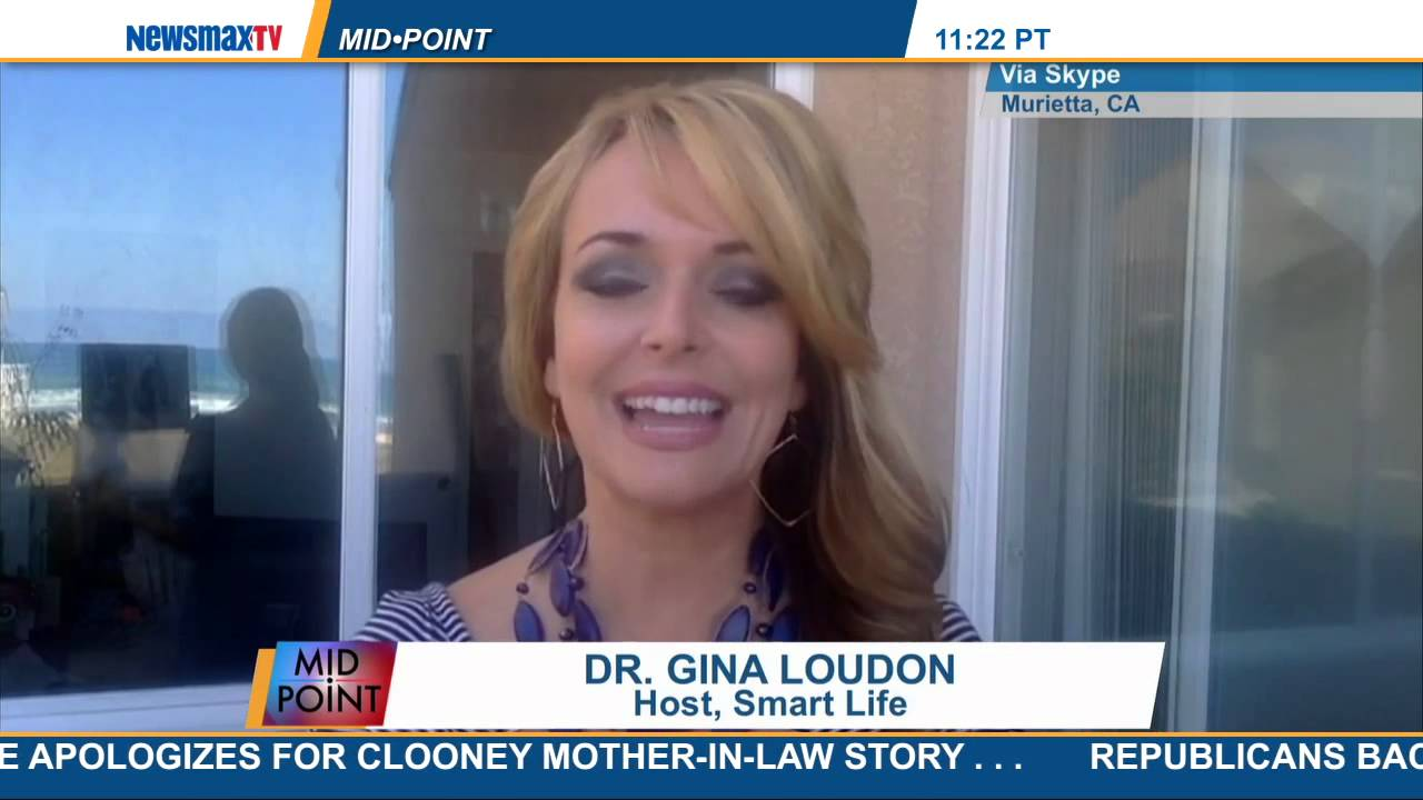 MidPoint  Dr Gina Loudon to discuss her experience on