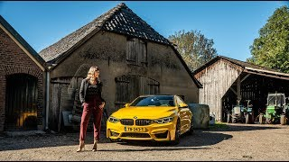 Review BMW M4 Speed Yellow