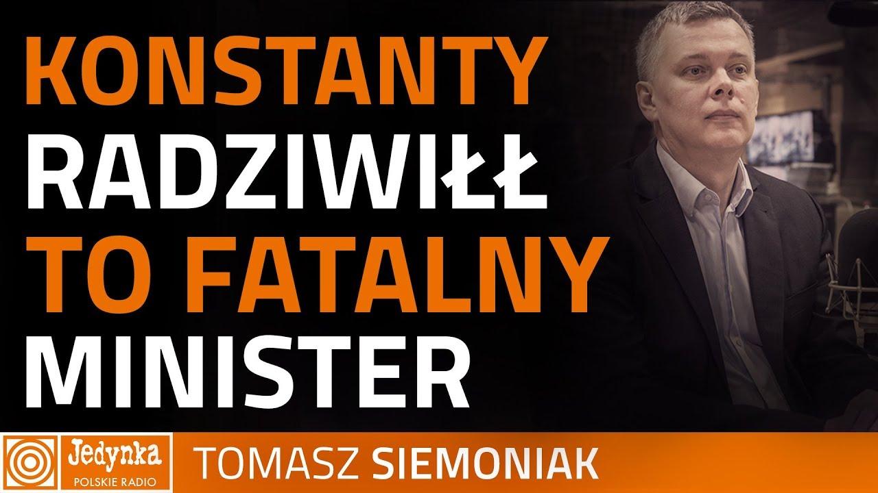Siemoniak: postawa ministra zdrowia jest katastrofalna