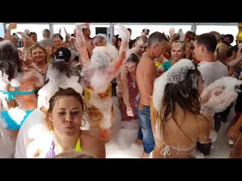 Super Mega Daily Boat Party In Antalya, Turkey