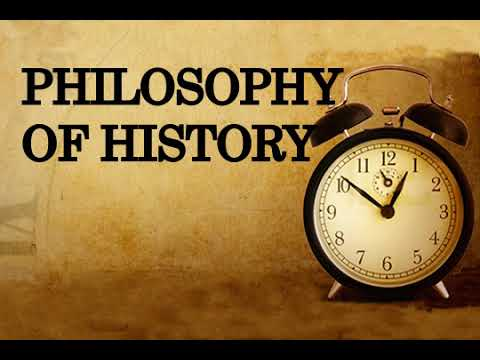 Philosophy of history - YouTube