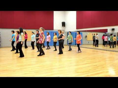 Everybody Can Rumba - Line Dance (Dance & Teach in English & 中文)