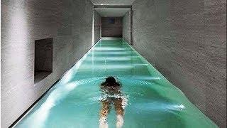 8 Swimmingpools, die du AUSPROBIEREN musst, bevor du STIRBST