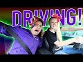 DRIVING WITH AUSTIN MCBROOM!!! (ACE FAMILY)