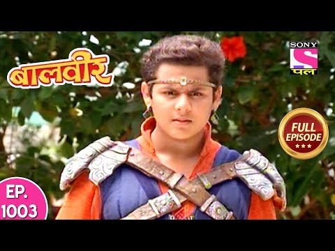 Baal Veer - Full Episode - 1003 - 29th June, 2018
