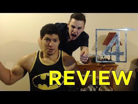 Fantastic Four (2015) REVIEW/RANT