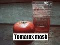 MASK MONDAY // TONYMOLY Tomatox mask