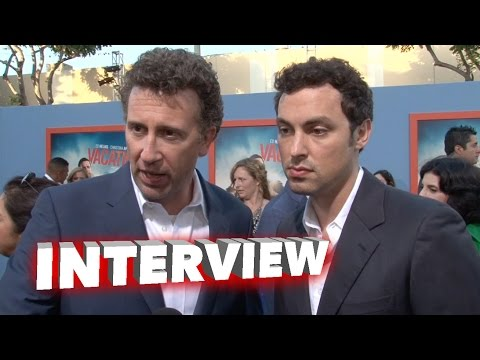 Vacation: Jonathan M Goldstein & John Francis Daley Exclusive Premiere
