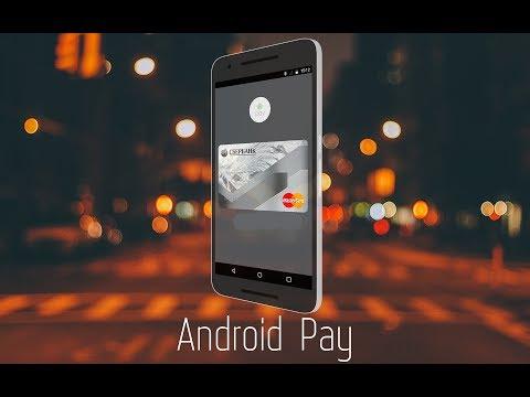 Android Pay в России! Что это вообще такое?