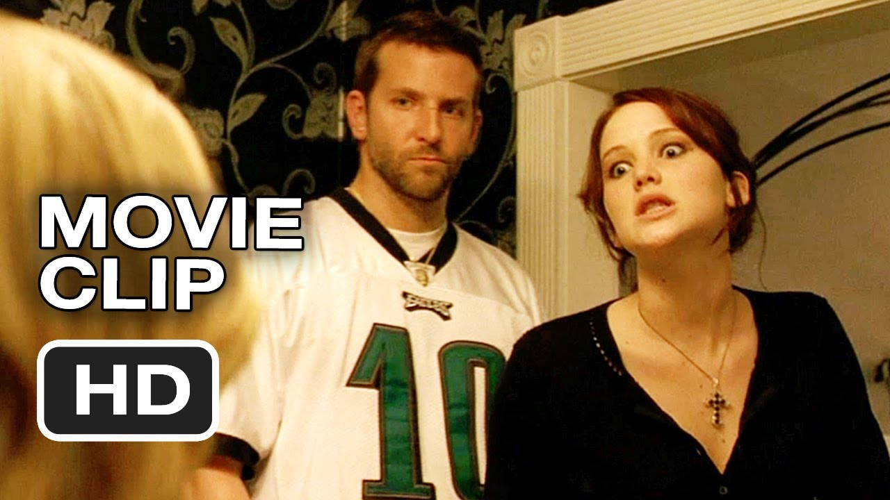 silver linings playbook movie clip 1 2012 bradley cooper