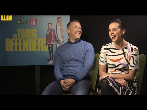 The Young Offenders cast on why everyone loves Conor and Jock