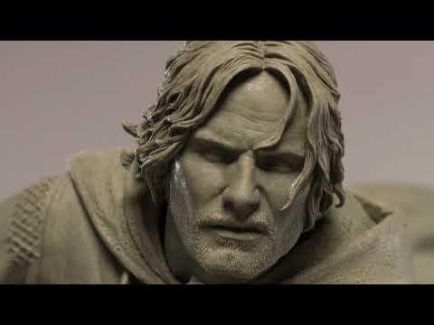 Weta Workshop - Crafting Aragorn at Amon Hen