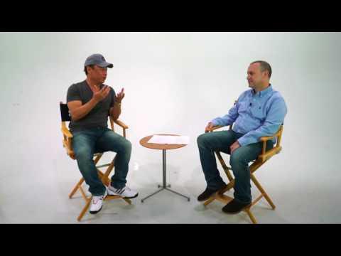 """Gary Fong interviews Neal Manowitz, VP of Sony Digital Imaging "" | 4K | Sony"