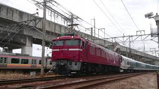 【配給】踊り子用 E257系 AT出場(4K)