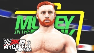 WWE 2K18 MyCareer Universe Ep 12 - Fatal Gets Ready For Money In The Bank!