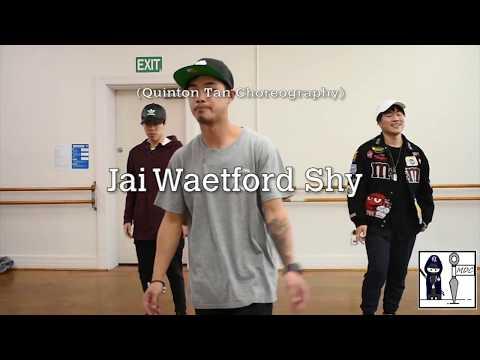 Jai Waetford ~ Shy (Mitch's Hip Hop Dance Class)