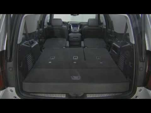 2015 chevrolet suburban tahoe how to fold 2nd 3rd row. Black Bedroom Furniture Sets. Home Design Ideas