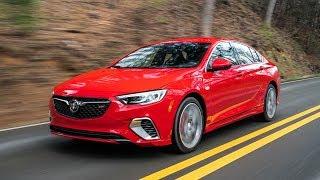 Buick Regal GS 2018 Car Review