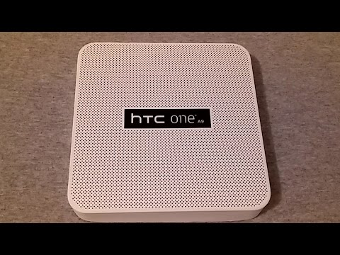 HTC One A9 Unboxing (Boost Mobile)