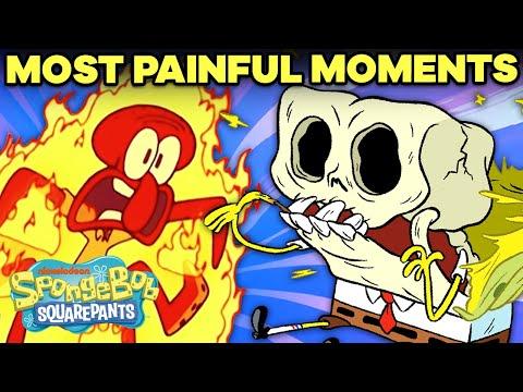 Ranking SpongeBob's Most PAINFUL Moments! 💥