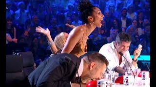 ROFL! Golden Buzzer Comedian Makes Judges Can