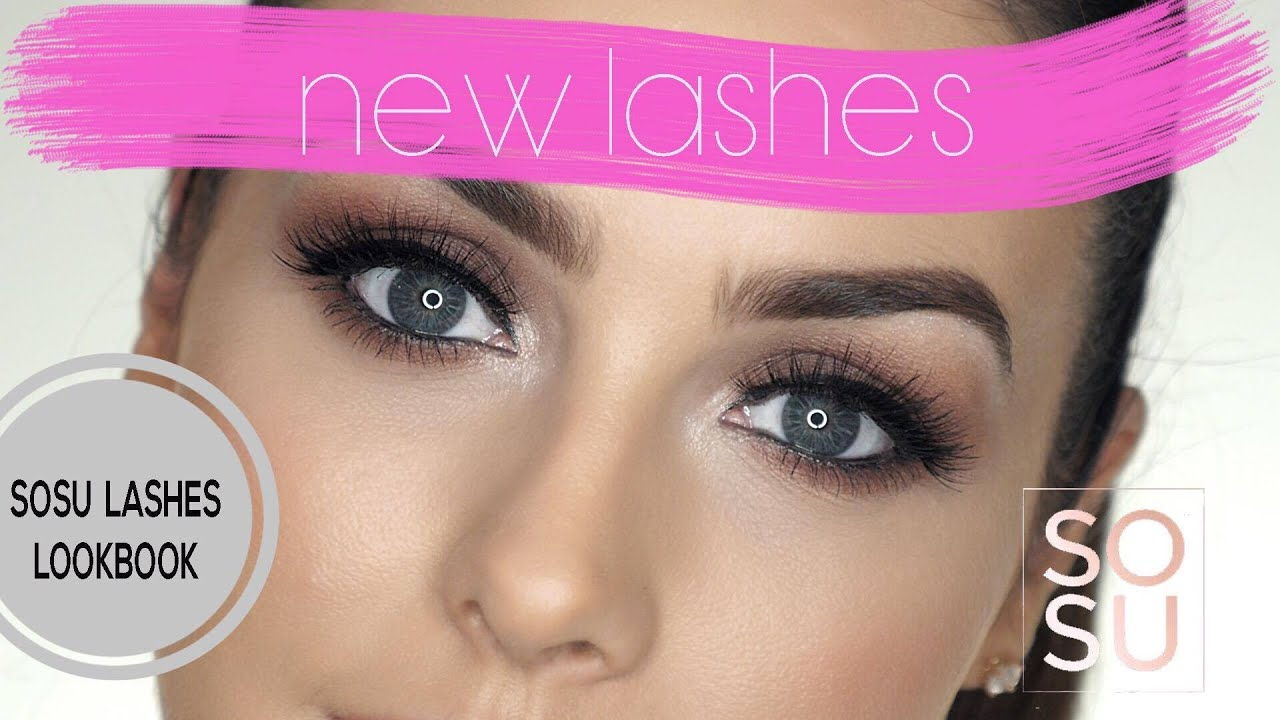 163eb15defb My SOSU Lashes Lookbook! Suzanne Jackson