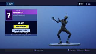 'NEW' RENEGADE SKIN IS BACK: Fortnite Item Shop Today (21 février)