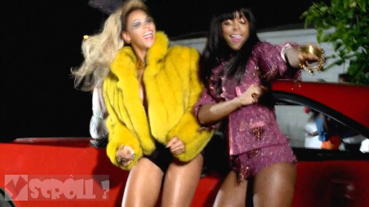 Beyonce Party Official Video Ft Andre 3000 Kanye