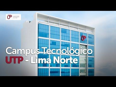 Segunda Torre Tecnológica - Campus Lima Norte