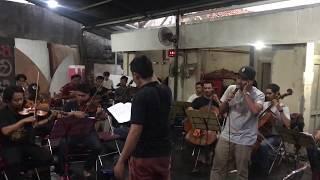KORBAN JANJI (keroncong version) - GUYON WATON Ft Simphony Kerontjong Moeda