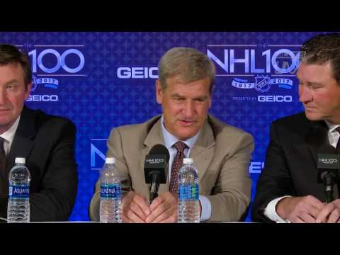 NHL ALL-STAR | Gretzky, Orr and Lemieux