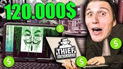Ich kaufe den HACKER LAPTOP PRO für 120.000$ | Einbrecher Simulator
