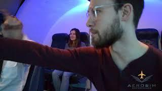Aerosim Expérience Québec - Simulateur de vol