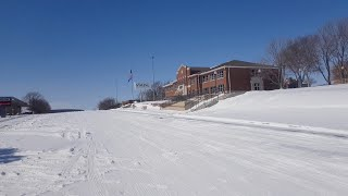 The SWOSU campus after the snowstorm - and what's to come | The Southwestern