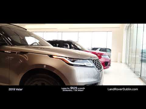 Lease a New Discovery or Velar from Land Rover Dublin!