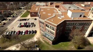 Madison East High School (Aerial Videography)