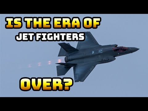 Is the Era of jet fighters over? | Elon Musk says yes