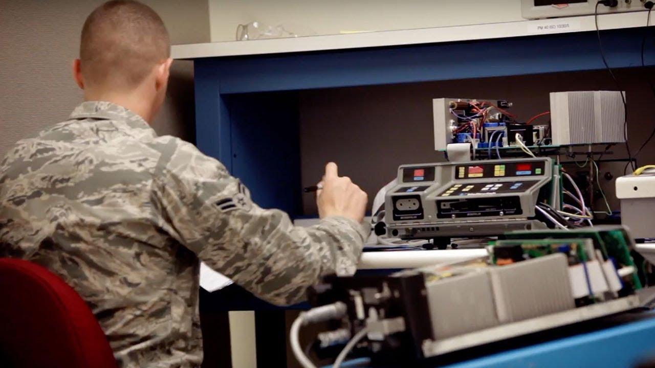 U S  Air Force - Career Detail - Biomedical Equipment