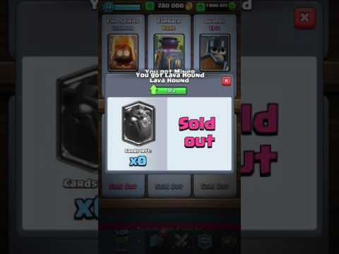 CLASH ROYALE MOD APK 100% WORKING