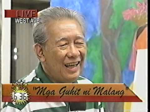 MALANG: THE MAN AND THE ARTIST