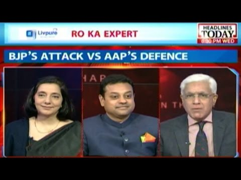 To The Point - Karan Thapar - To The Point: #BJPvsAAP on the funding row
