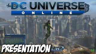 DC UNIVERSE ONLINE : PRÉSENTATION (Free-to-Play) (PC/PS4)