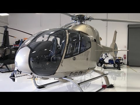 FIRST REACTIONS AFTER THE ROBINSON R44 OVERHAUL