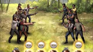 Walking Dead : Road to Survival - Alexandria ACT 3 Stage 7