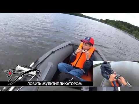 Обзор ПВХ лодки с НДНД - Групер 330