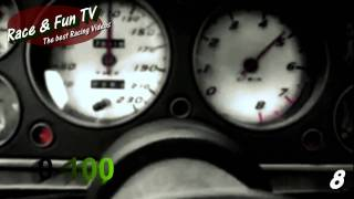 Ford Capri V6 2.8 Turbo 0-100 km/h in 6 seconds