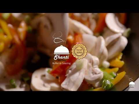 Shanti Buffet & Catering Veggie Top100 2017 HD